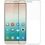 robbanásbiztos prémium edzett üveg filmvászon védőburkolat 0,3 mm edzett membrán ív Huawei tiszteletére 7