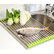 1 Κουζίνα Ανοξείδωτο Ατσάλι Ράφια & Στγρίγματα