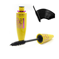 1Pcs Foundation Make-Up Cosmetic Length Extension Long Curling Eyelash Black Mascara