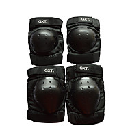 GXT G06 4 stykke / sæt kort knæ albue beskytter motorcykel motorcykel motorcross gear beskyttelse motocross motorcykel knæ