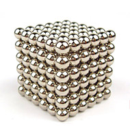 Magnet Toys 216 Pieces 4 MM Magnet Toys Building Blocks Magnetic Balls Executive Toys Puzzle Cube For Gift