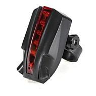 Luz Trasera para Bicicleta LED Ciclismo AAA USB Lumens Batería Ciclismo-Iluminación
