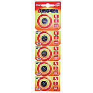 Nanfu CR1616 coin knoopcel lithium batterij 3V 5 pack