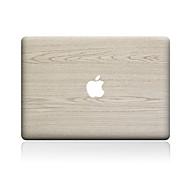 1 kpl Naarmunkestävä Puukuvio Läpinäkyvä muovi Tarrakalvo Kuviointi VartenMacBook Pro 15'' with Retina MacBook Pro 15 '' MacBook Pro 13''