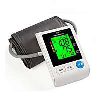 BP-808 hem röst intelligent helautomatisk överarm elektronisk blodtrycksmätare