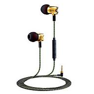 Nøytral Produkt JBMMJ-S800 Øreplugger (i øret)ForMedie Avspiller/Tablett Mobiltelefon ComputerWithMed mikrofon DJ Lydstyrke Kontroll