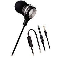 중립 제품 JBMMJ-X9 이어폰 ( 인 이어)For미디어 플레이어/태블릿 모바일폰 컴퓨터With마이크 포함 DJ 볼륨 조절 게임 스포츠 Hi-Fi