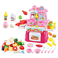 Kids' Cooking Appliances Toys ABS Girls' 2 to 4 Years 5 to 7 Years