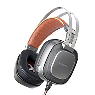 xiberia K10 Stereo slušalice kaciga sa mikrofonom mic / disanja svjetla najbolji držač za glavu igra slušalice za PC igra