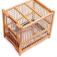 Lintu Linnunpesät Bambu Ruskea
