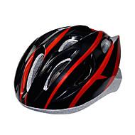 スポーツ 男女兼用 バイク ヘルメット 15 通気孔 サイクリング サイクリング マウンテンサイクリング ロードバイク レクリエーションサイクリング 登山 ハイキング PC EPS ブラック ブルー オレンジ