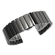 για την κλασική σύνορα 22 χιλιοστά κεραμικό ρολόι βραχιολάκι ιμάντα συγκρότημα Samsung Gear s3