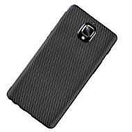 Varten Ultraohut Etui Takakuori Etui Yksivärinen Pehmeä TPU varten OnePlus One Plus 3 One Plus 3T