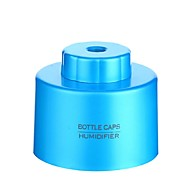 de usb mini luchtbevochtiger de tweede generatie cap luchtbevochtiger met de fles ultrasone aroma luchtbevochtiger
