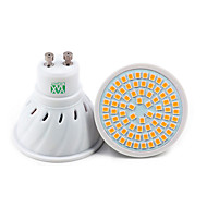 7W GU10 Focos LED 72 SMD 2835 500-700 lm Blanco Cálido Blanco Fresco Blanco Natural Decorativa V 1 pieza