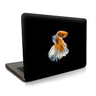 For MacBook Air 11 13/Pro13 15/Pro with Retina13 15/MacBook12 Fish Described Apple Laptop Case