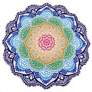 Intian Mandala ranta pyyhe suuri Lotus tulostus pyyhe rannalle kierroksella altaan kotiin suihku pyyhe huopa 150cm