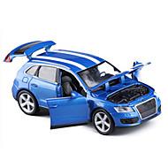 Pojazd nakręcany od tyłu Zabawki Model / klocki Samochód Metal Tworzywo sztuczne