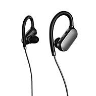 마이크로폰 잡음 제거 기능이있는 휴대 전화 핸드폰 컴퓨터 스포츠 피트니스 in-ear 블루투스 v4.1