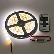 방수 5m 600x3528 SMD LED 스트립 빛과 11key RF 컨트롤러를 z®zdm