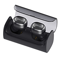 Qcy q29 öronproppar i örat sanna trådlösa hörlurar tws csr 4.1 sport stereo bluetooth hörlurar x1t för iphone