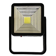 Square Portable Solar Lantern Emergency LED Outdoor Camping Lamp Waterproof USB Rechargeable Handy Light Lamps Ramdon Color