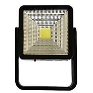 Vierkante draagbare zonne lantaarn noodverlichting buitenshuis kampeerlamp waterdicht usb oplaadbare handige lichtlampen ramdon kleur