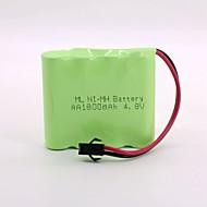 NiMh batterij 1800mah aa 4.8V