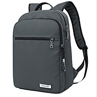 For MacBook Pro Air 11 13 Inch Backpacks Oxford cloth Solid Color Universal Bag for Traveling and Leisure 14