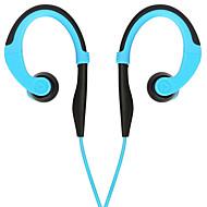 Pisen slušalica za mobitel 3,5 mm ušnu žicu s mikrofonom kontrole glasnoće