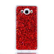 Voor Samsung Galaxy J710 j7 (2017) hoesje schokdichte behuizing cover glitter shine zachte acryl voor Samsung Galaxy J510 j5 (2017) j3