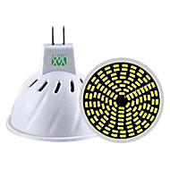 5W GU10 GU5.3(MR16) Żarówki punktowe LED MR16 128 SMD 3014 400-500 lm Ciepła biel Zimna biel Naturalna biel Ściemniana DekoracyjnaAC