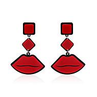Dames Druppel oorbellen Sieraden Uniek ontwerp Hangende stijl Acryl Multi-ways Wear Opvallende sieraden Afrika Klassiek AcrylGeometrische