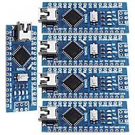 Nano v3.0 atmega328p forbedre controller boards til arduino (5 stk)
