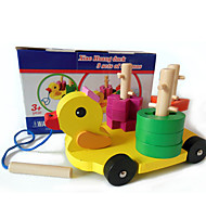 Building Blocks For Gift  Building Blocks Novelty & Gag Toys Clock Wood 2 to 4 Years 5 to 7 Years Toys