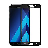 For Samsung Galaxy A7(2017) Screen Protector CF Not Broken Edge Full Screen Explosion-proof Glass Film Suitable