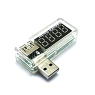 USB Charging Current / Voltage Tester Detector USB Voltmeter Ammeter Can Detect USB Devices