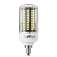 YouOKLight 1PCS E12 10W AC110-130V 136*5733 SMD LED Cold White 6000K High Luminous Corn Bulb Spotlight LED Lamp Candle Light for Home Lighting