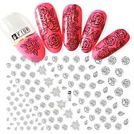1 Nail Art Samoprzylepna Kosmetyki do makijażu Nail Art Design