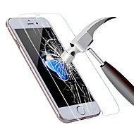 Screen Protector for  Apple iPhone 6 6S FUSHUN 0.26mm Tempered Glass High Definition (HD) 9H Hardness 2.5D Curved edge
