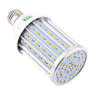 YWXLight® E26/E27 108 SMD 5730 35W 3350-3450 Lm Warm White Cool White Decorative LED Corn Lights AC 85-265 V 1 pcs