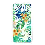 Για Θήκες Καλύμματα Με σχέδια Πίσω Κάλυμμα tok Λουλούδι Μαλακή TPU για Samsung A3 (2017) A5 (2017) A5(2016) A3(2016)