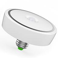 15W E27 led izzó R50 30smd 500 lm meleg / hideg fehér test érzékelő fény vezérlő ac85-265 v 1 db