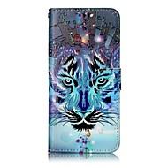 Voor Samsung Galaxy S8 plus s8 telefoon hoesje olifant patroon lakproces pu leer materiaal telefoon hoesje s7 rand s7 s6 rand s6