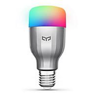 LED Έξυπνες Λάμπες 19 SMD 600 lm Θερμό Λευκό Ψυχρό Λευκό RGB V 1 τμχ