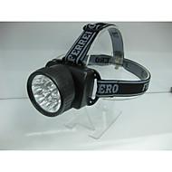 Torce frontali LED Lumens 1 Modo LED AA Campeggio/Escursionismo/Speleologia Uso quotidiano Ciclismo Caccia Scalata All'aperto