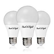 12W LED-pallolamput 26 SMD 5730 1000 lm Lämmin valkoinen Kylmä valkoinen V 3 kpl
