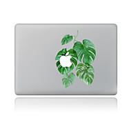 1 db Karcolásvédő Virágos/Botanikus Átlátszó szintetikus Matrica Minta MertMacBook Pro 15'' with Retina MacBook Pro 15 '' MacBook Pro