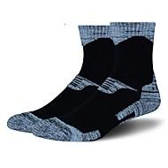 Fietsen/Wielrennen Sokken/Fietssokken Houd Warm Kamperen&Wandelen Anatomisch ontwerp Beschermend Spandex Katoen ChinlonYoga Hardlopen