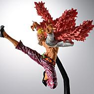 Anime Akciófigurák Ihlette One Piece Szerepjáték PVC 20 CM Modell játékok Doll Toy